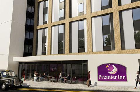 Premier Inn Tottenham Hale logo