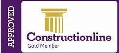 Air Quality Services are pround to annouce we're accredited Constructionline Gold members, March 2019